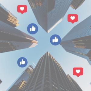 buildings and social media